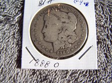 Buy 1888 O Morgan Silver Dollar