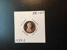 Buy 1984 S Lincoln Memorial Proof Cent