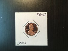 Buy 2010 Lincoln Sheild Proof Cent