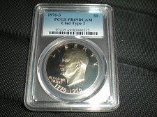Buy 1976 S Eisenhower Dollar PR69DCAM