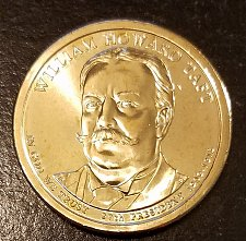 Buy 2013-D William Taft Presidential Dollar - From US Mint Roll (7216)