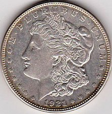 Buy 1921-D Morgan Silver Dollar