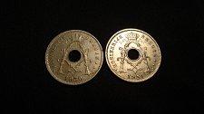 Buy BELGIUM 1930-31  5 CENTIMES -DUTCH