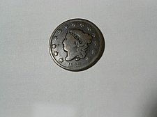 Buy 1833  LARGE CENT