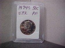 Buy 1974 S John F. Kennedy Half Dollar  Proof UC