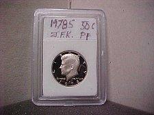 Buy 1978 S John F. Kennedy Half Dollar  Proof UC