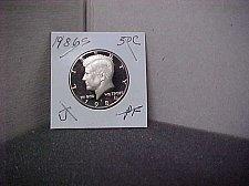 Buy 1986 S John F. Kennedy Half Dollar  Proof UC
