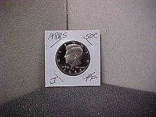 Buy 1988 S John F. Kennedy Half Dollar  Proof UC