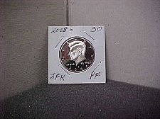 Buy 2008 S John F. Kennedy Half Dollar  Proof UC