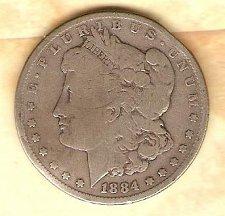 Buy 1899 O Morgan Silver Dollar