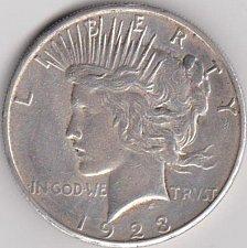 Buy 1923 S Peace Dollar