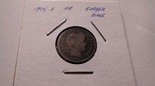 Buy 1905 S Silver Barber Dime