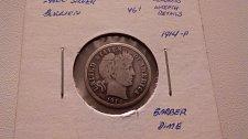 Buy 1914 P Silver Barber Dime