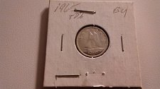 Buy Canadian 1965 Silver Dime