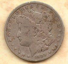 Buy 1889 O Morgan Silver Dollar