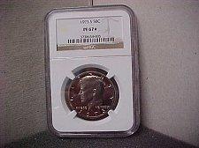Buy 1973S Kennedy Half Dollar NGC Graded