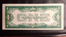 Buy 1928A Silver Certificate (funny back)