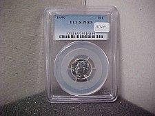 Buy 1959 10 Cent Roosevelt PCGS PR65 #6899 Silver