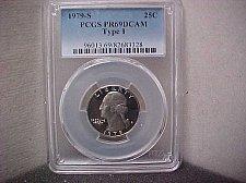 Buy 1979-S 25 Cent Washington PCGS PR69 DCAM