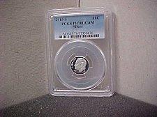 Buy 2015-S 10 Cent Roosevelt PCGS PR70 DCAM