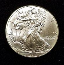 Buy 2014 Silver American Eagle