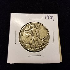 Buy 1939 Silver Walking Liberty Half Dollar