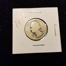 Buy 1935 Silver Washington Quarter