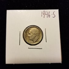 Buy 1946 S Silver Roosevelt Dime