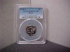 Buy 2005S 5C PCGS PR69 DCAM Bison #7293