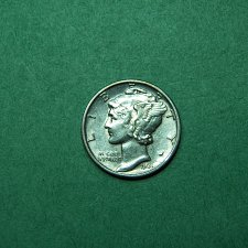 Buy 1931 S Mercury Dime Almost Uncirculated Coin   n10