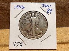 Buy 1946 Walking Liberty Half item 89