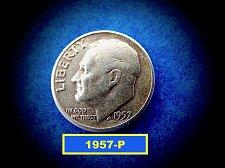 Buy 1957-P Roosevelt Dime  ✬   (#3637)b