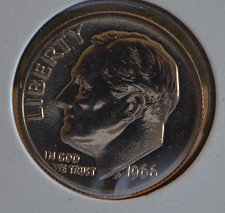 1966 Roosevelt Dime Coin Value Prices Photos Amp Info