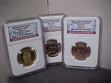 Buy Presidential Dollars*Mixed 6 Coins*Mixed Date,Mint or President