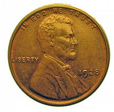 Buy 1928 (P) Lincoln cent in MS condition