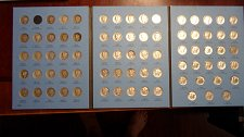 Buy 1916-1945 mercury dime collection missing the 1916D