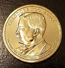 Buy 2013-D T Roosevelt Dollar - From Mint Roll (7701)
