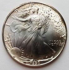 Buy 1990 American Silver Eagle 17ase201
