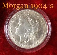 Buy 1904-S Morgan Silver Dollar