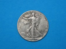 Buy 1946-D Walking Liberty Half Dollar