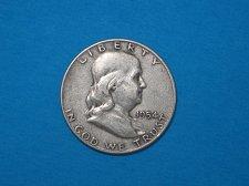 Buy 1954 D Franklin Half Dollar