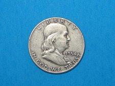 Buy 1954-D Franklin Half Dollar