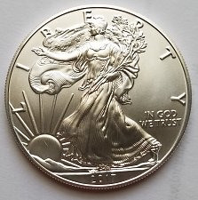 Buy 2017 American Silver Eagle 17ase250