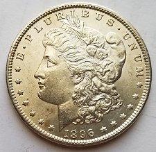 Buy 1896-P Morgan Silver Dollar 17md153
