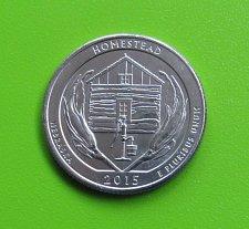 2015 P Homestead Quarter Coin Value Prices, Photos & Info