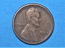 Buy 1923-S Lincoln Cent ** Better Date