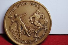 """Buy 1974 """"Granddaddy of them all"""" Rose Bowl and Pasadena 100 year celebration.  Very"""