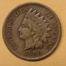 Buy 1909-S Indian Head Cent