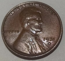 Buy 1931 S Lincoln Wheat Cent