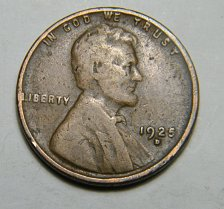 Buy 1925 D Lincoln Wheat Cent  E4